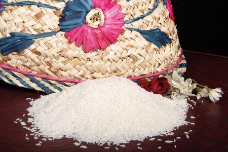برنج صدری دم سیاه طارم